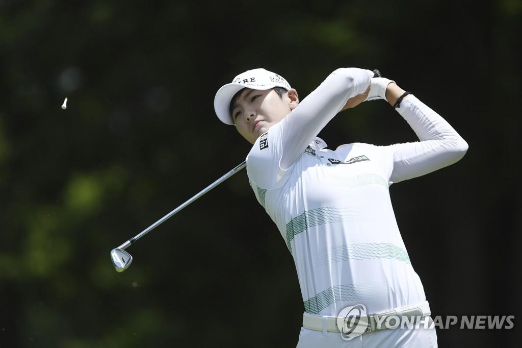 韩高球手朴城炫夺西北阿肯色锦标赛冠军