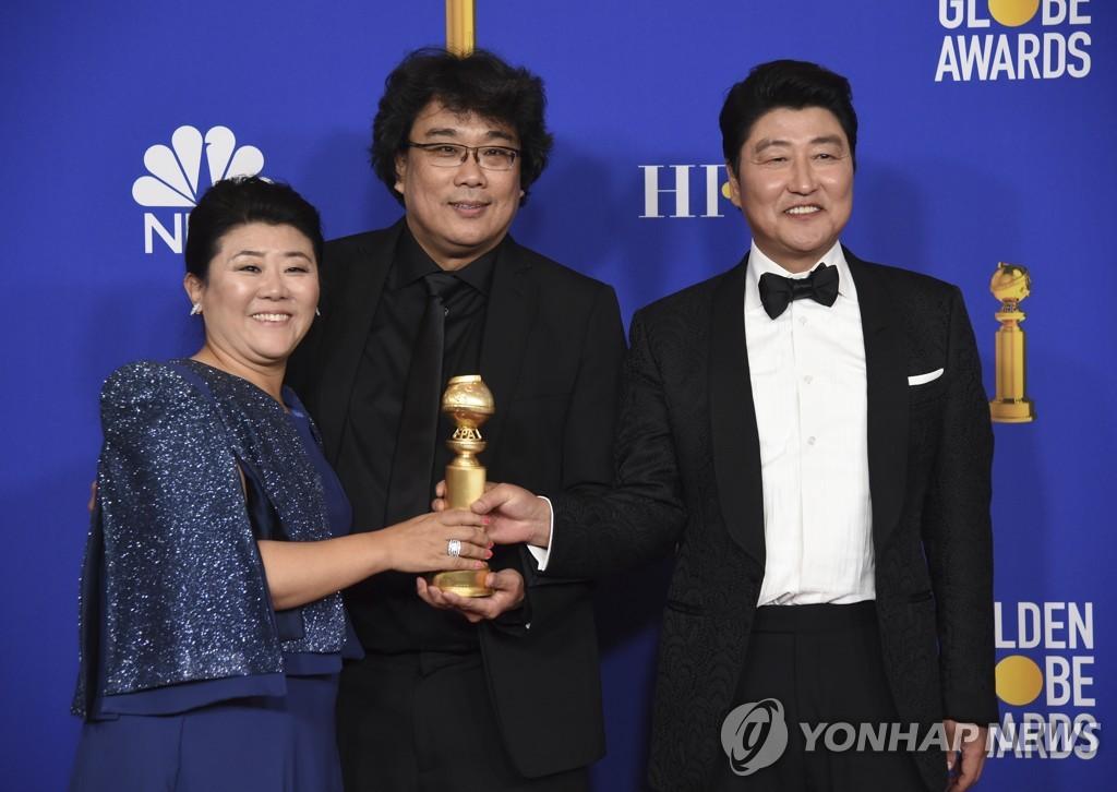 韩国影片《寄生虫》一路开挂得奖近50个