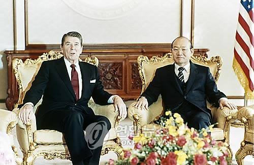 韩解密文件:前总统全斗焕曾就无核武表遗憾