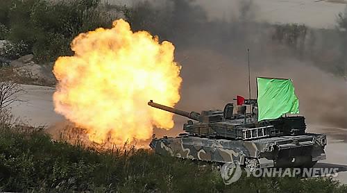 韩美将举行大规模联合火力演习