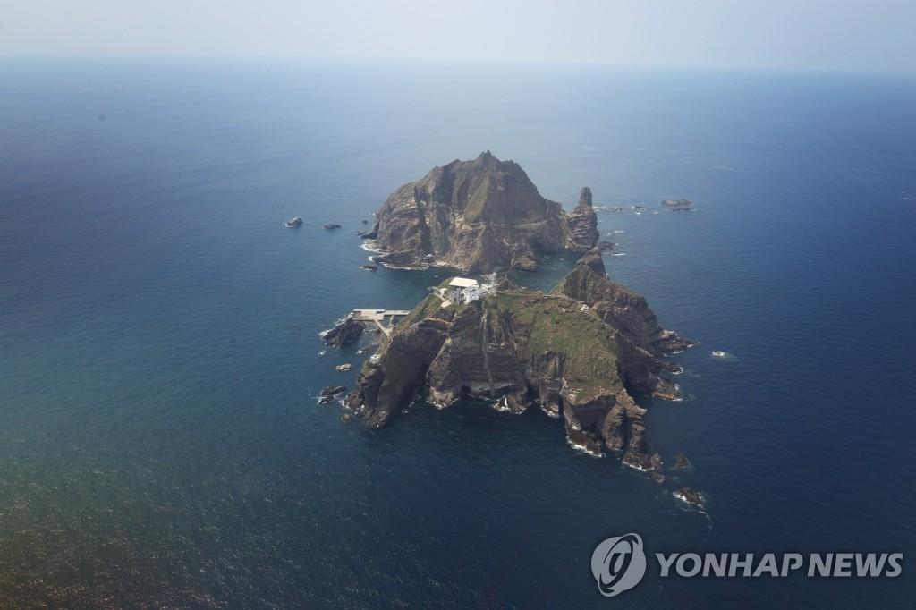 详讯:韩日渔船在独岛近海相撞 全员获救