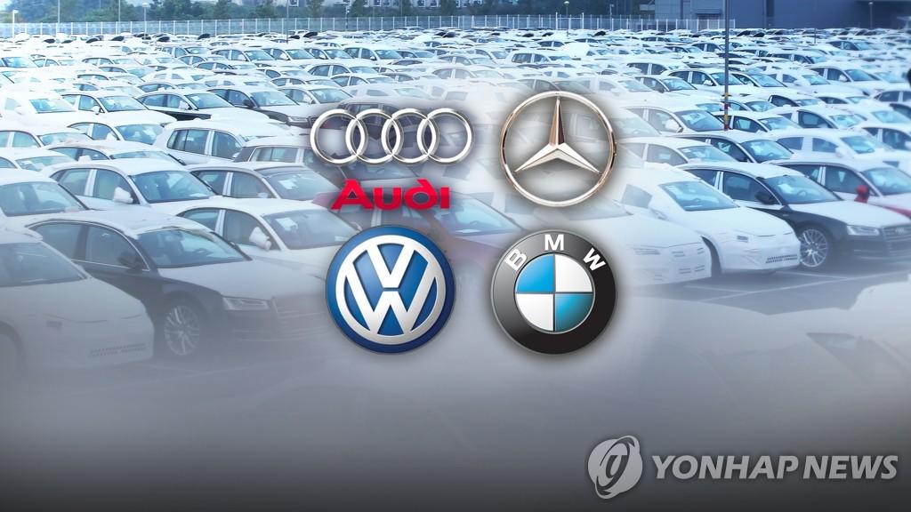 韩2018年进口车市场占比16.7%创新高