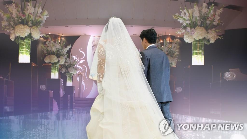 统计:韩逾八成新婚家庭有负债