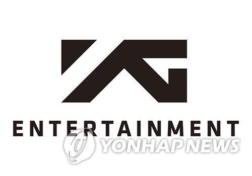 资料图片:YG娱乐标志