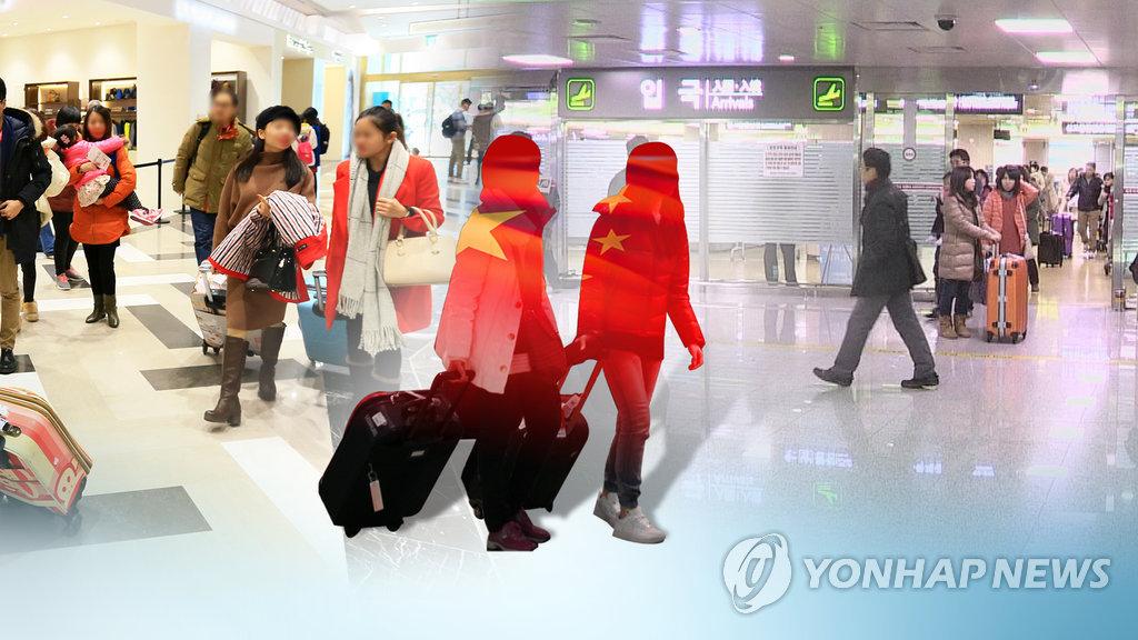 韩2017年旅游收支逆差创新高 中国游客锐减是主因 - 1