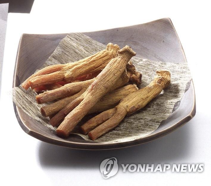 韩人参产品走俏海外 去年对华出口增势明显