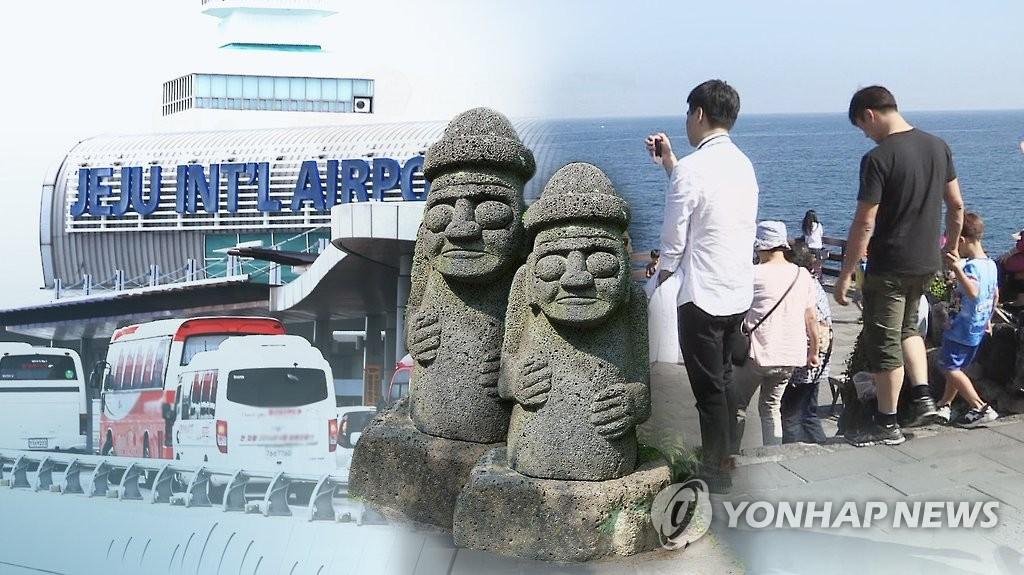 济州自愿离境中国籍非法居留者同比增8倍