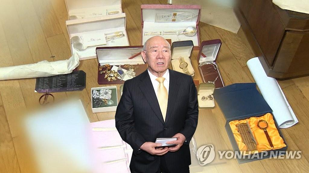 韩公布高额欠税者名单 含前总统全斗焕