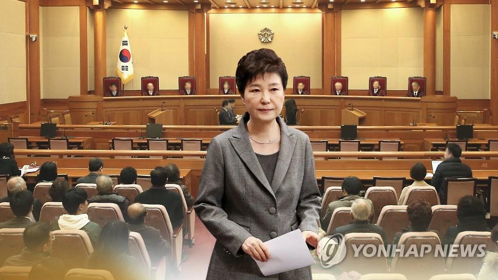 朴槿惠崔顺实案将由同一审判部门负责