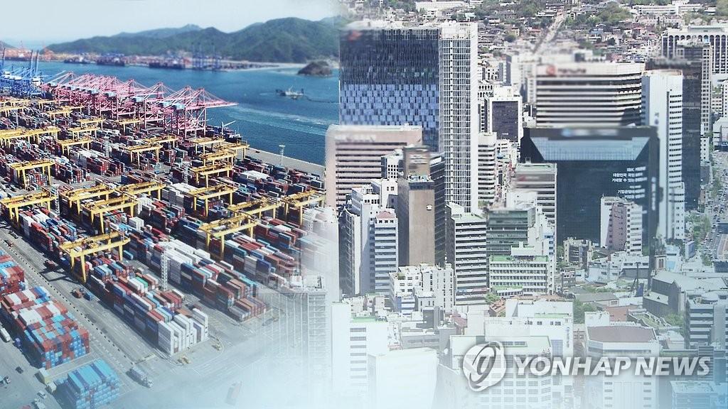 韩年出口额最短时间破5000亿美元大关 - 1
