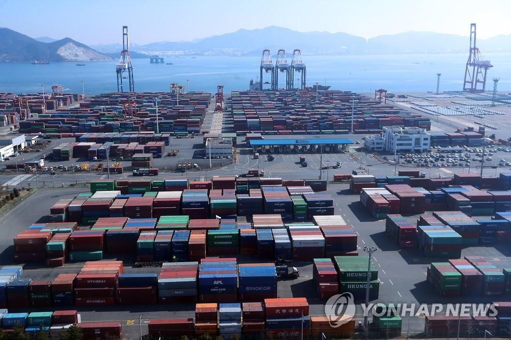 韩2017年1月出口额同比增12.8%
