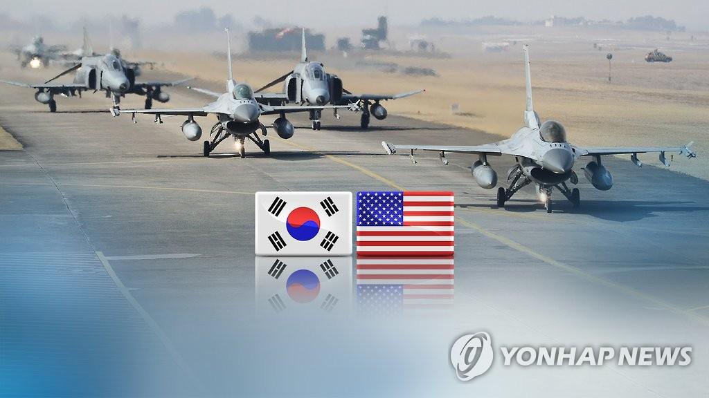 韩美国防部门开会商定在半岛定期部署美战略武器