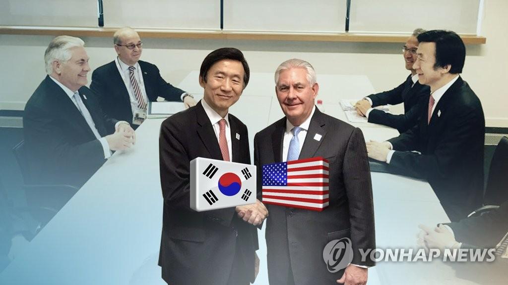 韩外交部主管驻韩美军事务组织升级扩编