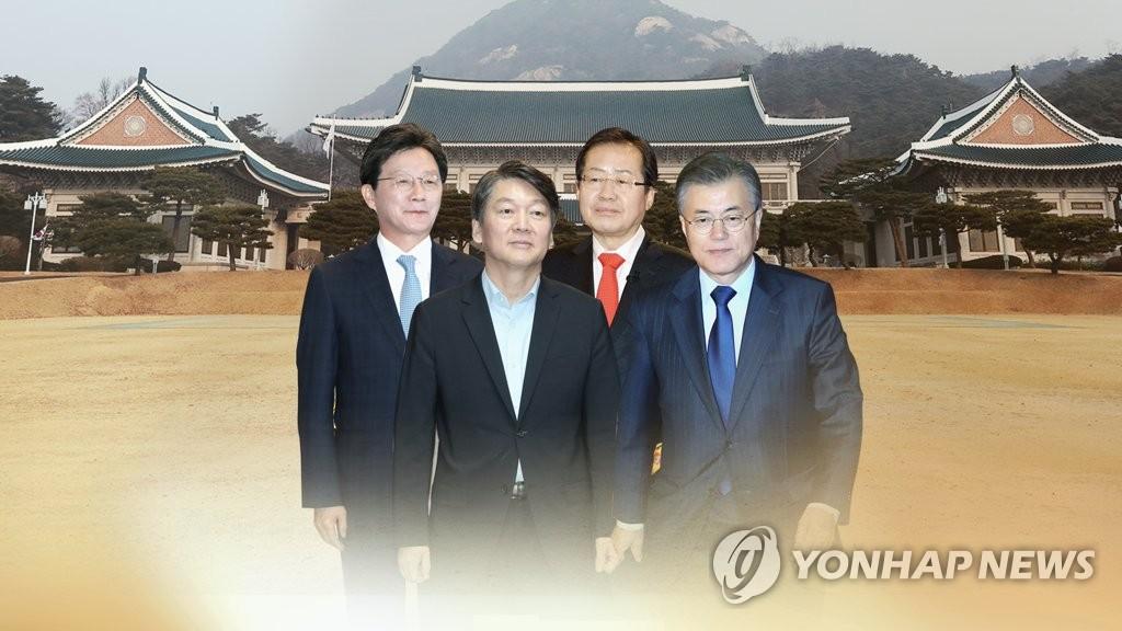 韩大选参选阵容今晚全部敲定