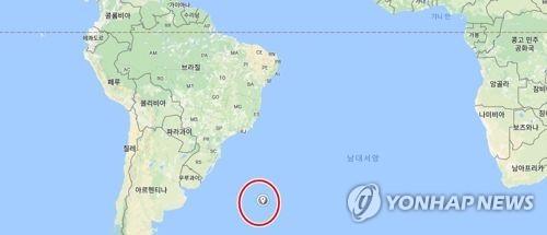 载8名韩籍船员的一外籍货船失联
