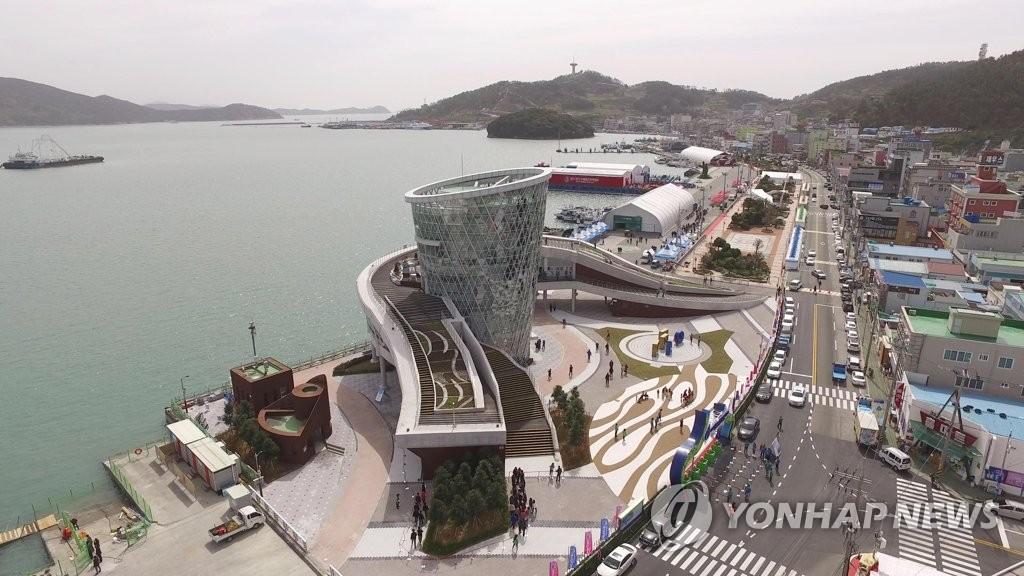 2017莞岛国际海藻博览会今日盛大开幕