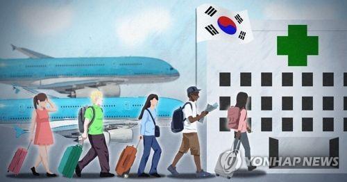 疫情下韩国去年接待外籍患者同比锐减近八成