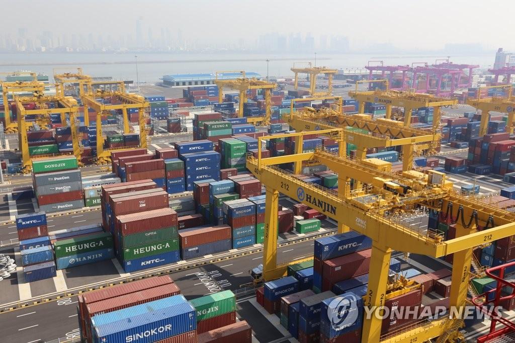 新冠疫情致仁川港运往中国货物滞留