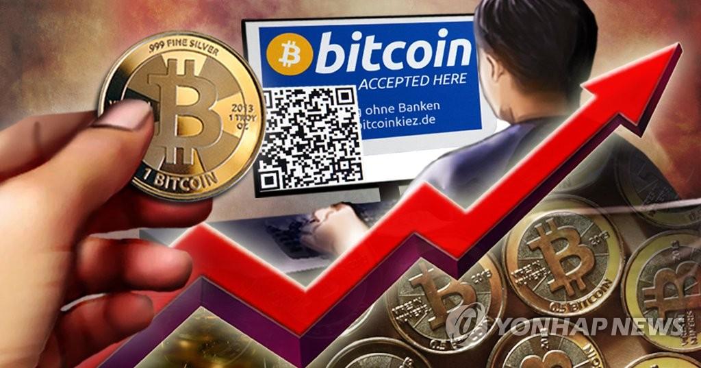 比特币在韩交易价破28万元再创新高
