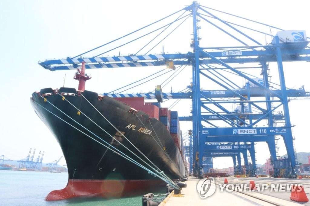 韩造船厂单月订单量连续两月雄霸全球 - 1