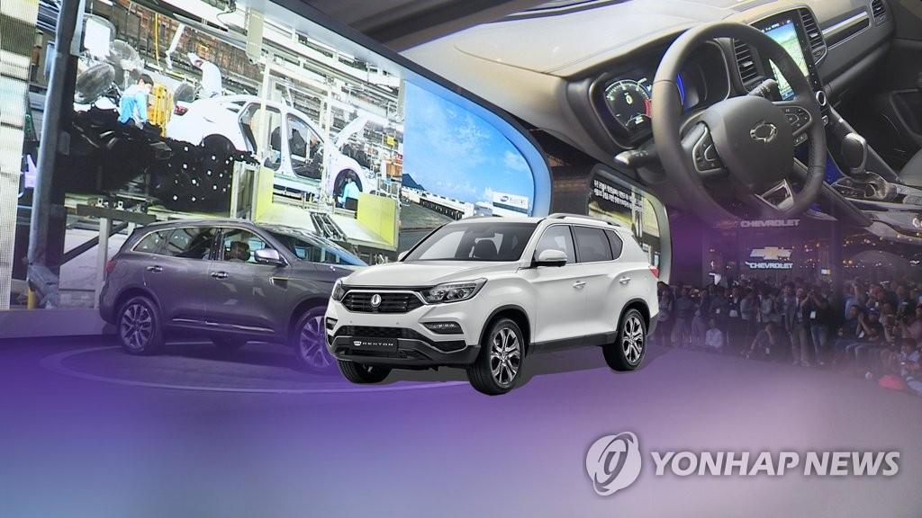 韩现代起亚汽车设专项组应对在华业绩锐减 - 1