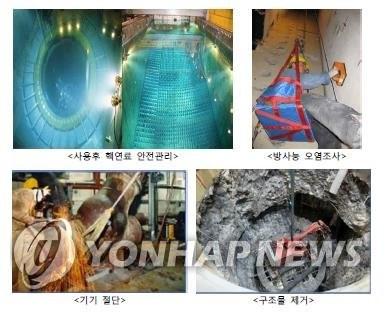 韩国核电站拆除研究所明年动工