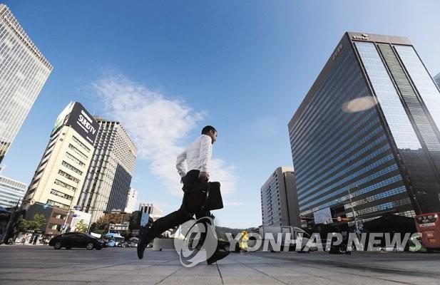 2016年韩工薪族平均年薪20万元 - 1