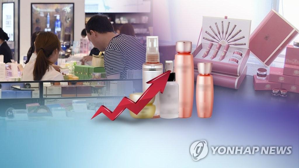 韩2020年化妆品出口同比增16%