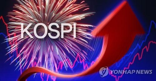 韩国综合股指盘中创新高
