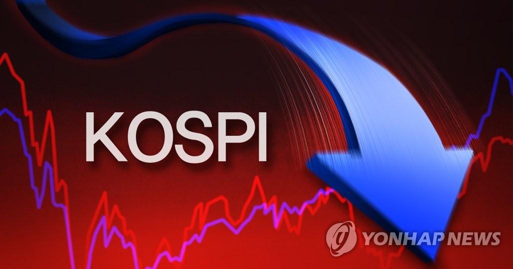 韩KOSPI指数暴跌失守2400点 - 1
