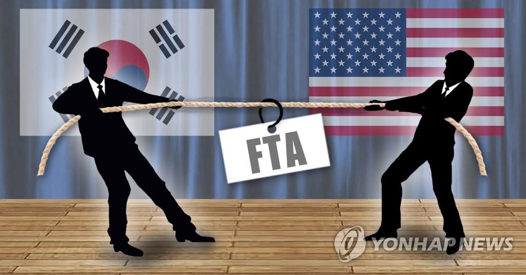 韩政府:将先分析FTA是否为韩美贸易失衡原因 - 1