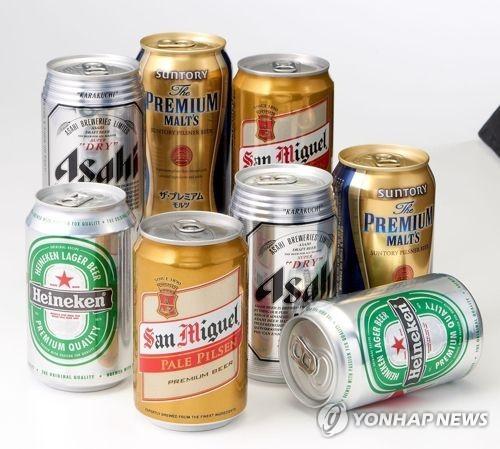 韩上半年啤酒进口略减 国产手工啤酒异军突起