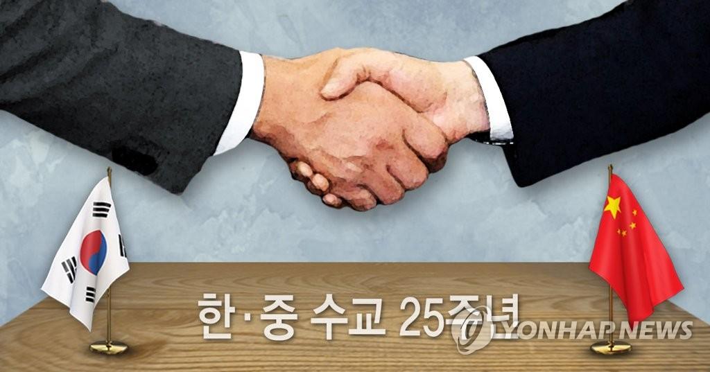 韩外交部:希望韩中明智解决当前难题 - 1