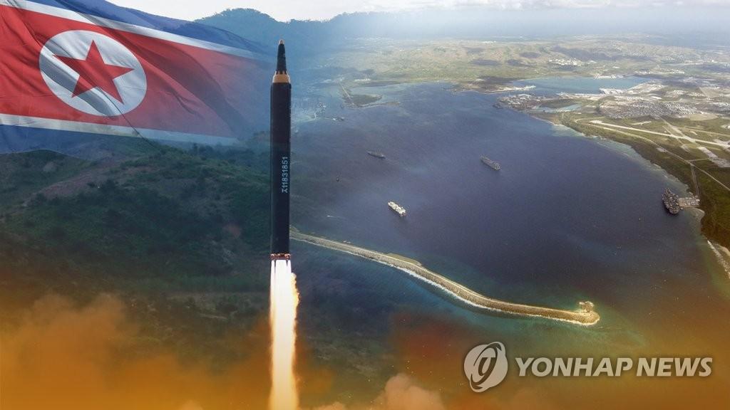 朝仅隔17天提高射程射弹 或展示打击关岛能力 - 1