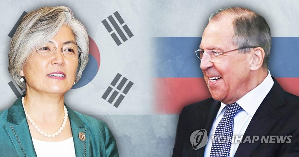 韩外长今访俄会晤俄外长商讨朝核问题 - 1