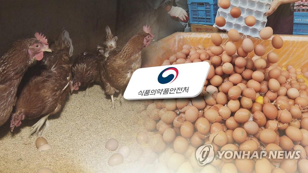 韩查出毒鸡蛋养殖场增至52处 - 1