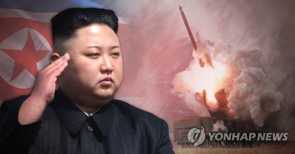 美改口称朝射导弹2枚成功1枚失败