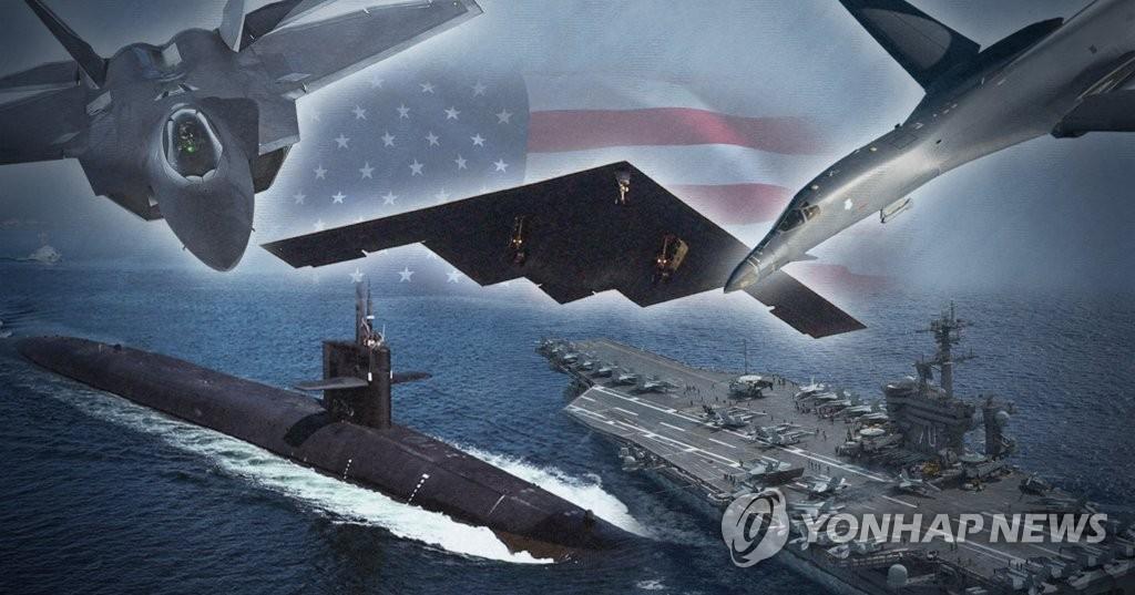 详讯:韩请求美在韩定期部署战略武器 - 1
