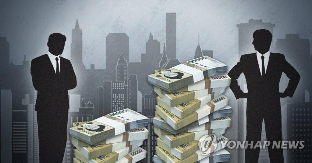 报告:首尔上班族平均月薪1.3万元 - 1
