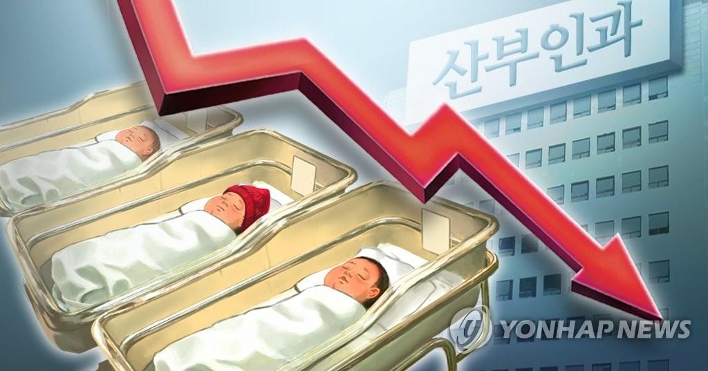 统计:韩2019年总和生育率0.92创历史新低