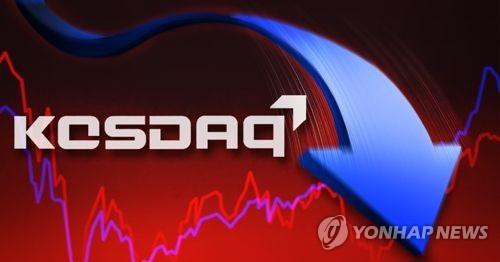 韩创业板指数时隔两个月盘中跌破1000点