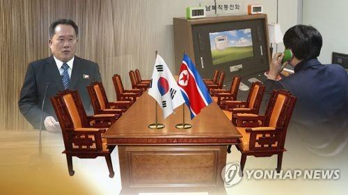 韩国近一年不断尝试与朝联系 朝鲜未予回应