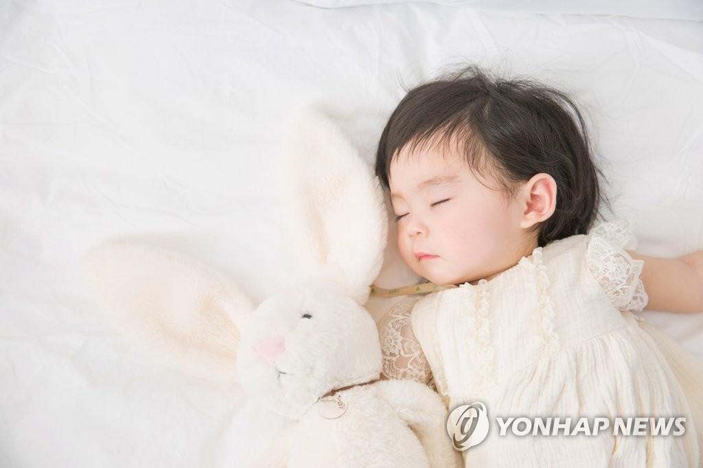 报告:韩幼儿晚睡晚起 近六成晚10点后入睡 - 1
