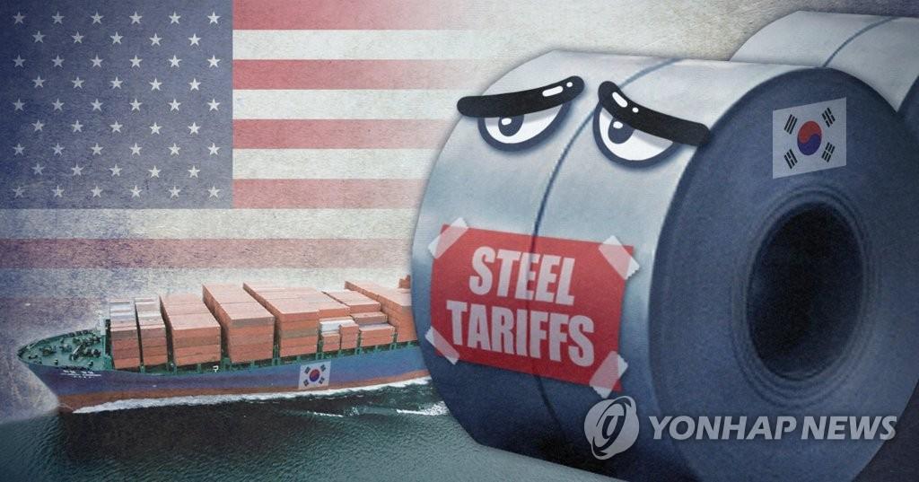 韩财长:将动用所有渠道应对美国重课钢铁关税 - 1