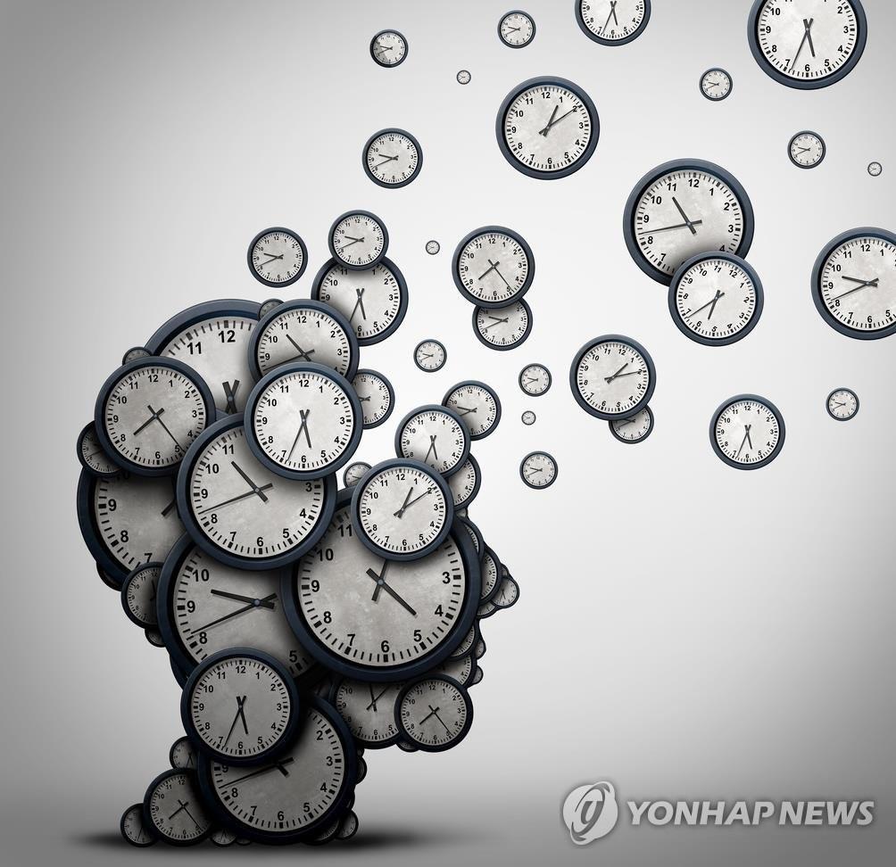 统计:韩痴呆症死亡率近十年大增成第7大死因