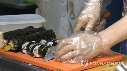 1月首尔餐饮价格同比普涨 紫菜包饭涨幅第一