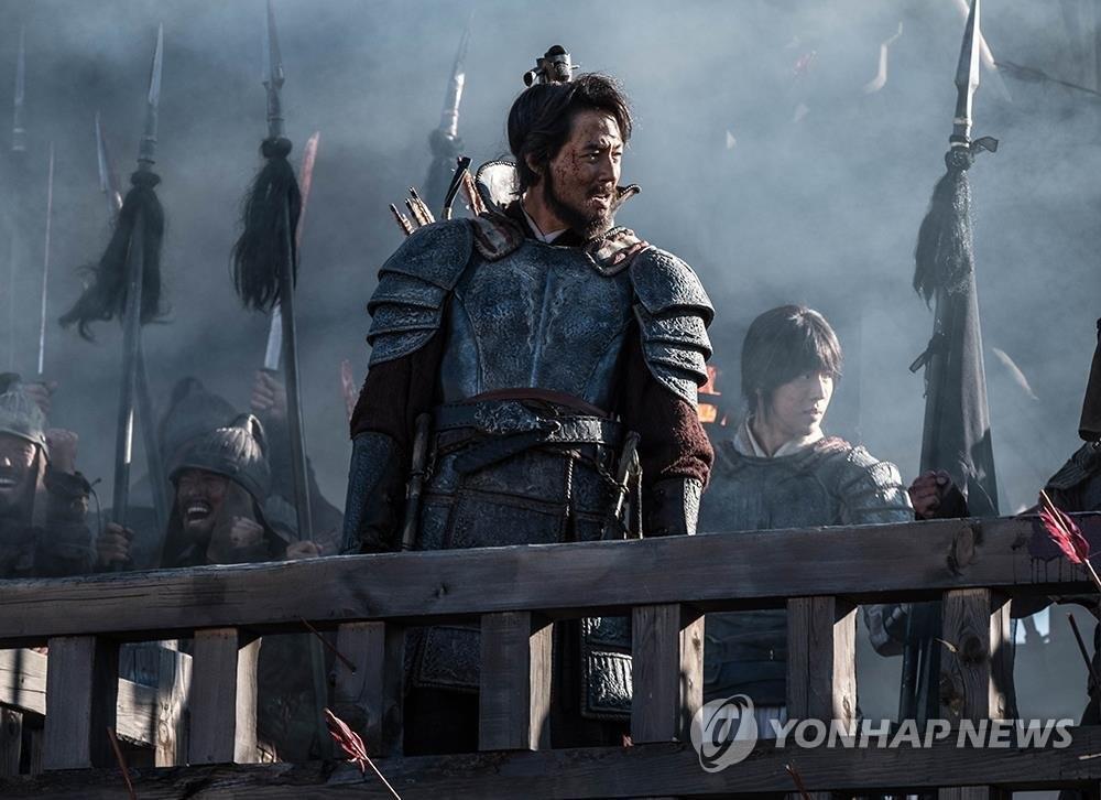 韩国票房:《安市城》上映两天观影人数排第一