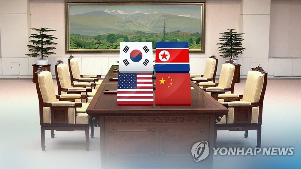 韩青瓦台:如有必要可考虑举行六方会谈 - 1