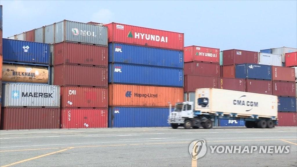 韩4月前10天出口同比增25.8% - 1