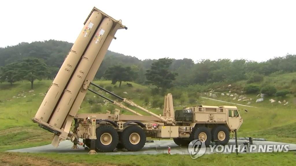 """朝媒:韩额外部署""""萨德""""将自取灭亡"""